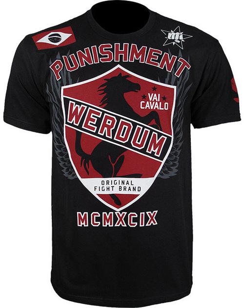 punishment-fabricio-werdum-shirt