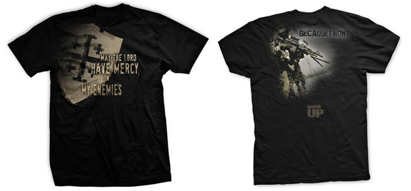 ranger-up-lord-have-mercy-shirt