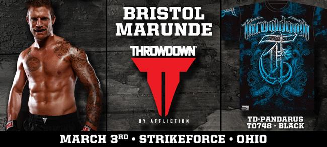 throwdown-bristol-marunde-strikeforce-shirt