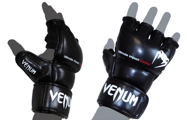 Venum Impact Mma Gloves Fighterxfashioncom