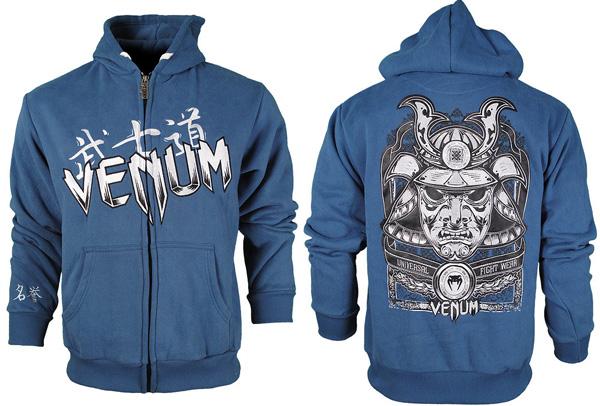 venum-samurai-mask-hoodie-blue
