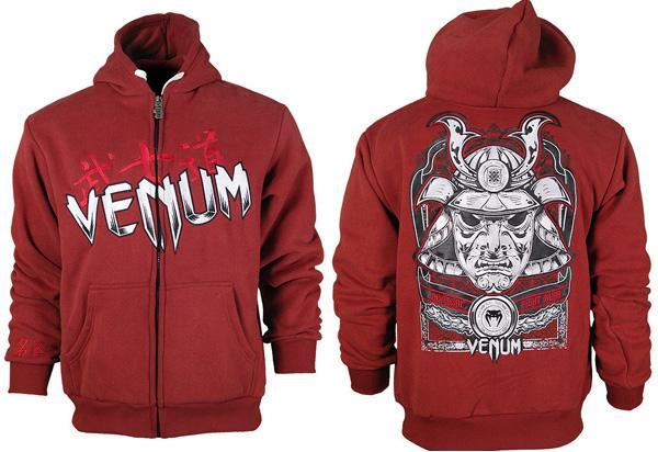 venum-samurai-mask-hoodie-red