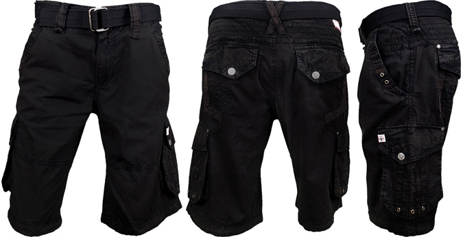 affliction-wildfox-cargo-shorts