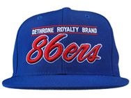dethrone-86ers-snapback-hat