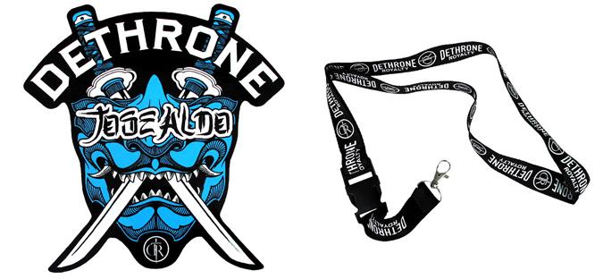 dethrone-jose-aldo-sticker-lanyard-pack