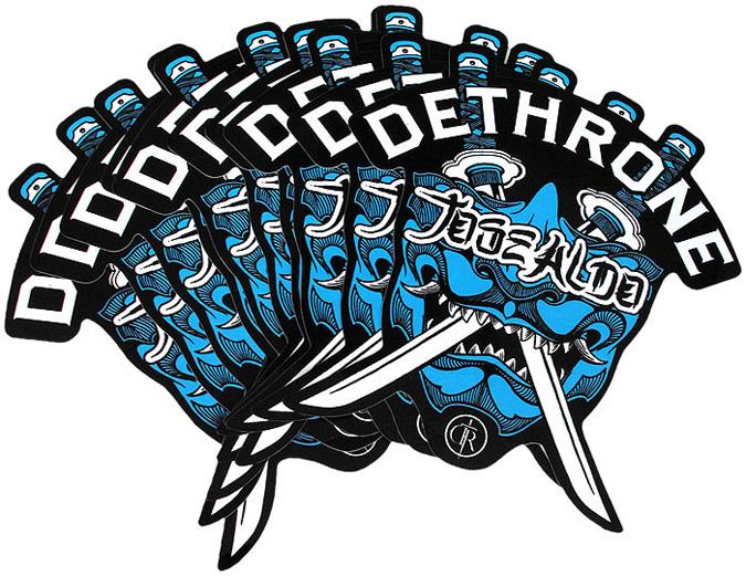 dethrone-jose-aldo-stickers