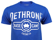 dethrone-josh-koscheck-base-camp-shirt