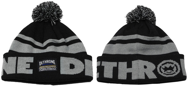 dethrone-pom-pom-beanie-black