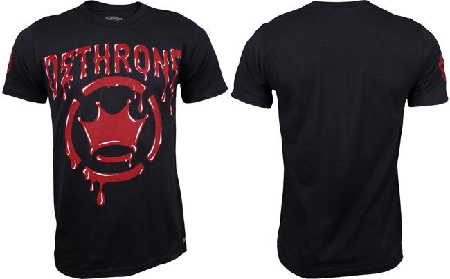 dethrone-super-drip-shirt-black