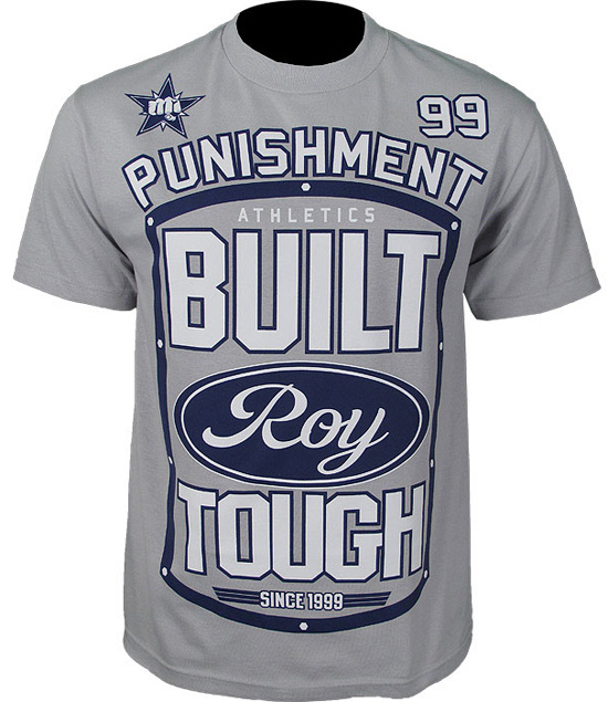 punishment-roy-nelson-shirt