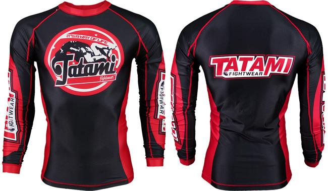 tatami-gen-x-rashguard-red
