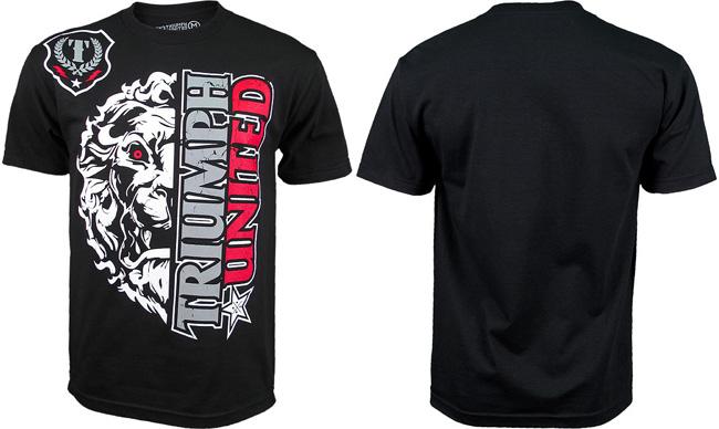 triumph-united-lionman-shirt