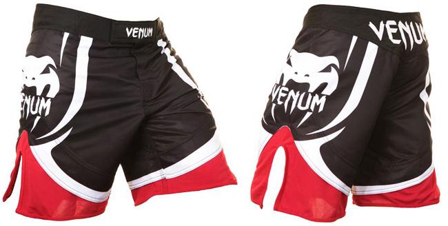 venum-electron-2-shorts-black