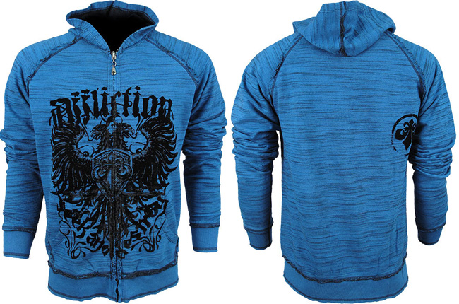 affliction-recruit-hoodie-blue