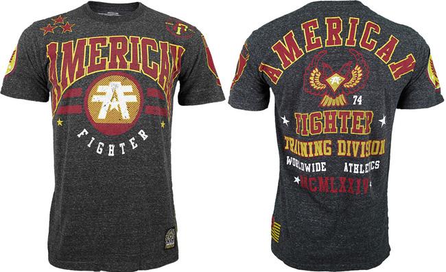 american-fighter-villanova-shirt
