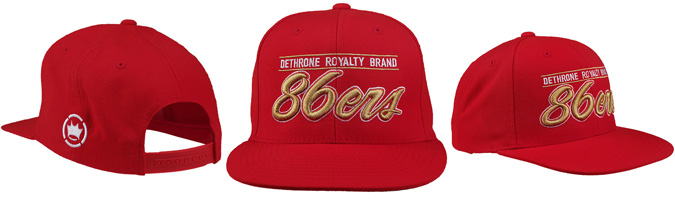 dethrone-86ers-hat