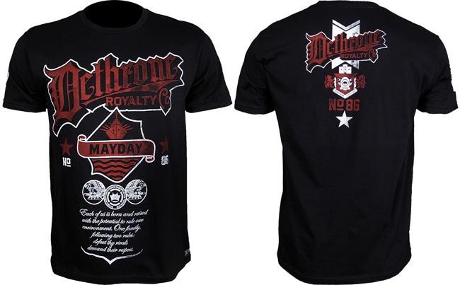 dethrone-mayday-shirt