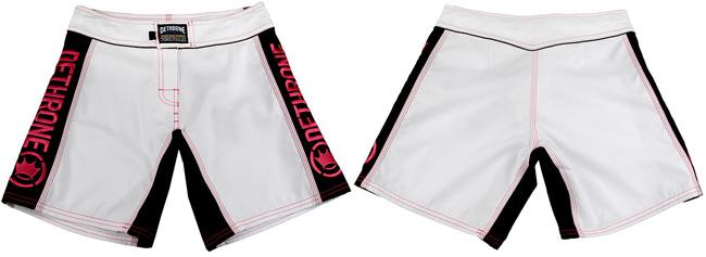 dethrone-womens-shorts-white