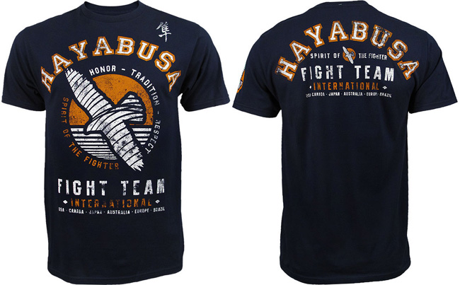 hayabusa-fight-team-shirt-navy
