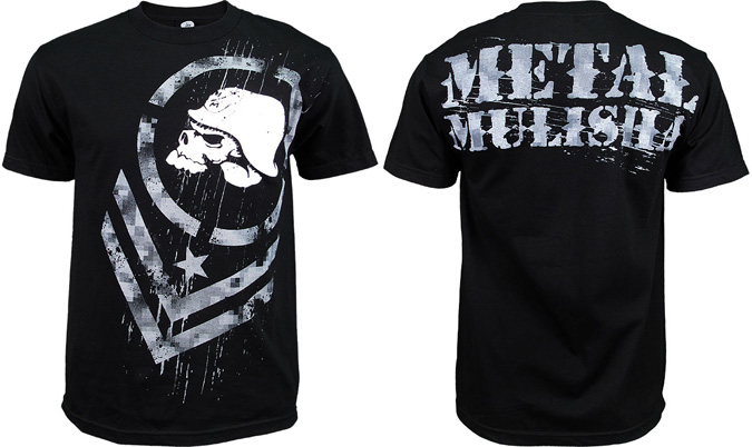 Metal Mulisha Digital Warfare T-Shirt – FighterXFashion.com 93b1d3262