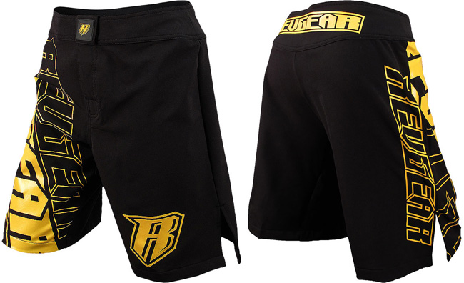 revgear-elite-technical-fight-short-yellow