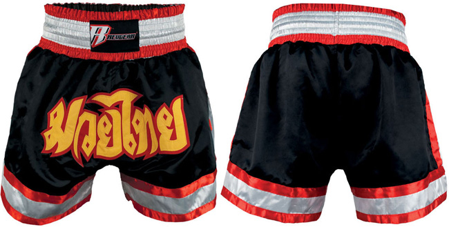 revgear-muay-thai-shorts-black