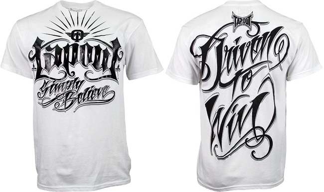tapout-cant-stop-shirt-white