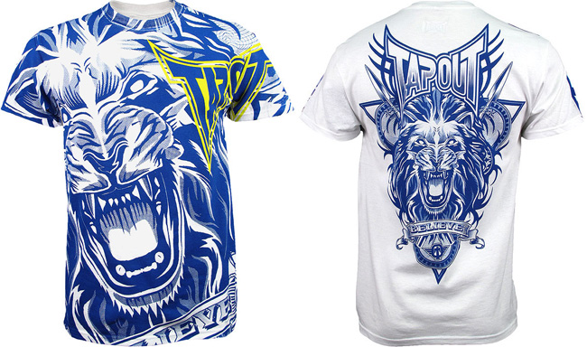 tapout-king-shirt