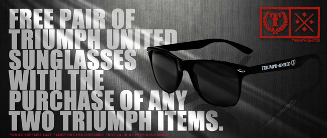 triumph-united-sunglasses-mma-deal