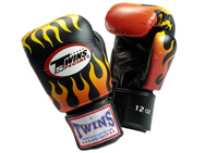 twins-fire-boxing-gloves