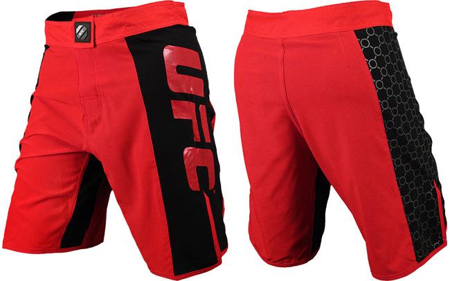 ufc-ground-game-shorts-red