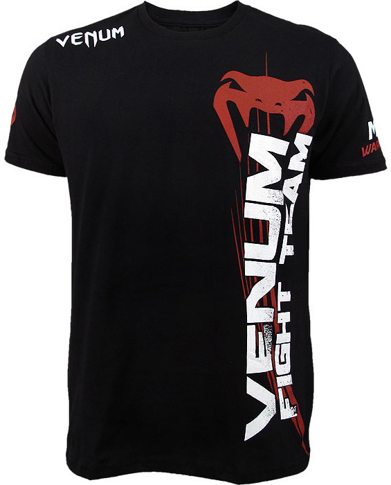 Venum Limited Edition Fight Team Tee Fighterxfashioncom