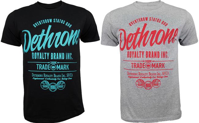 Dethrone Brand Inc. T-Shirt
