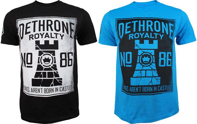 dethrone-cracked-castle-shirt