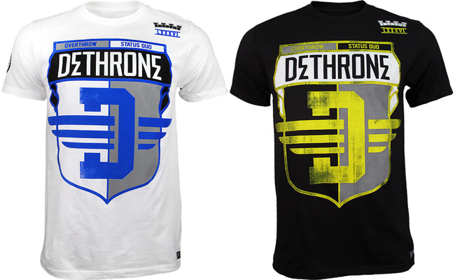 dethrone-flying-d-shirt