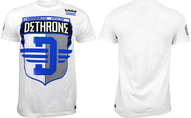 dethrone-flying-d-shirt