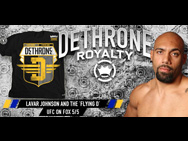 dethrone-lavar-johnson-tee