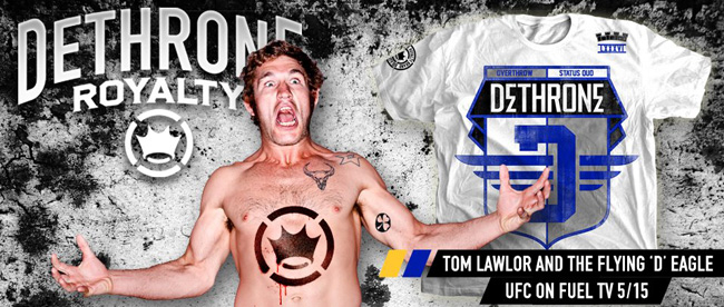 dethrone-tom-lawlor-shirt