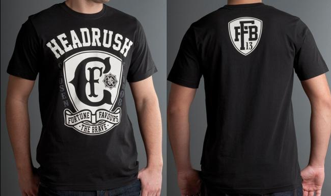 headrush-chose-few-shirt