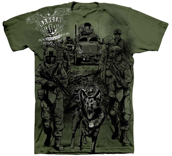ranger-up-k9-shirt-front