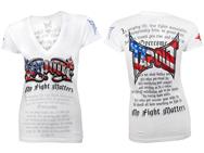 tapout-chael-sonnen-womens-t-shirt