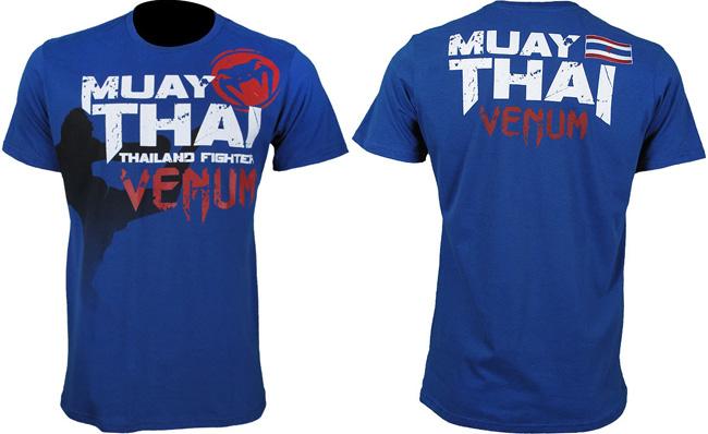 venum-bangkok-fury-shirt-blue