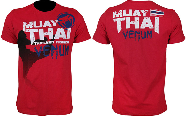 venum-bangkok-fury-shirt-red