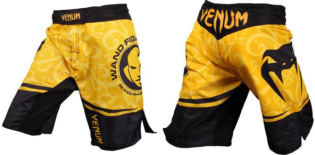 venum-wanderlei-silva-139-shorts-yellow