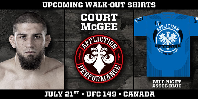 affliction-court-mcgee-ufc-149-shirt