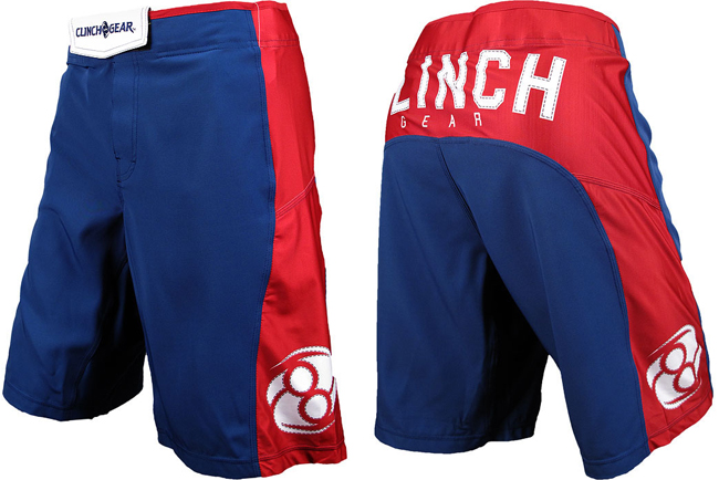 clinch-gear-ringside-shorts-blue