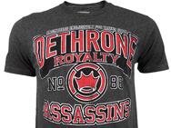 dethrone-assassin-shirt