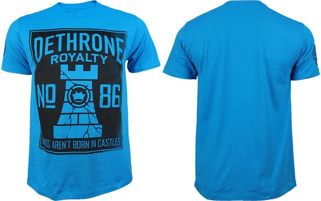 dethrone-cracked-castle-shirt-blue
