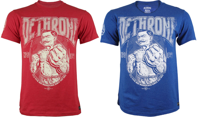 dethrone-since-day-one-shirt