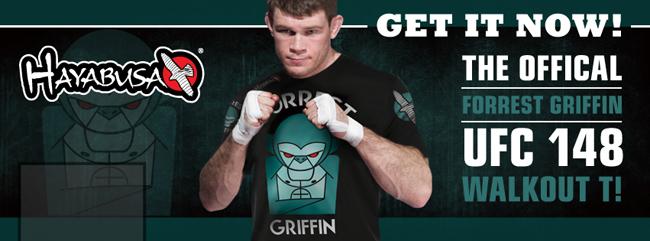 forrest-griffin-ufc-148-shirt